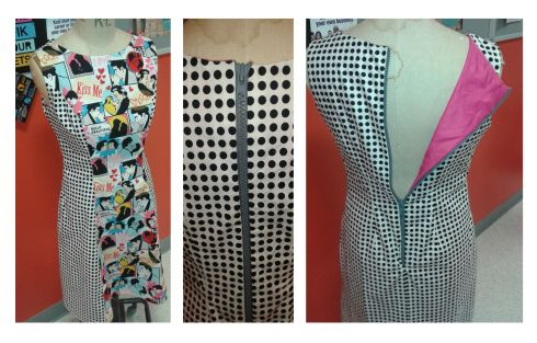 Pop Art Dress
