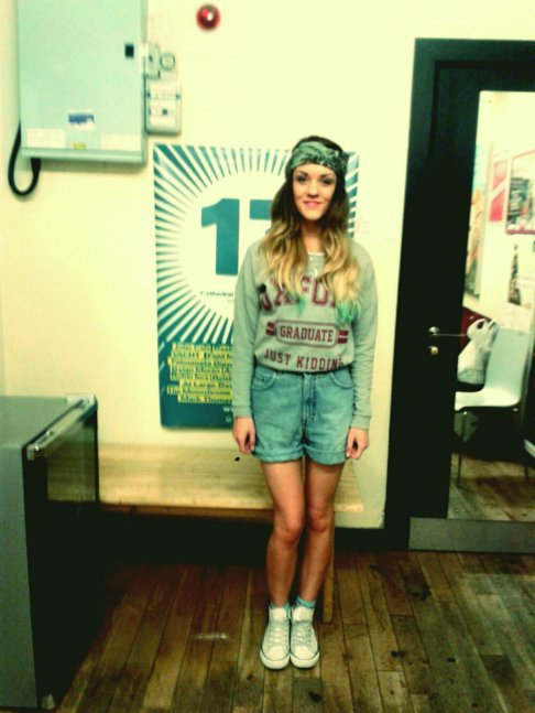 Black Box fitting room: Mustang Shorts