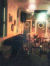 The Hudson: Upstairs Bar