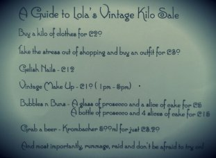 Lola's Vintage Guide