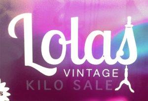Lola's Vintage Kilo Sale