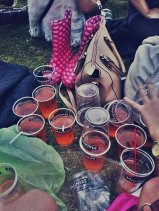 Magners and Wellies