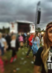 Festival Fashion: Tennents Vital 2013