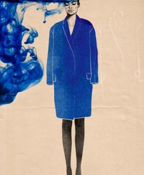 Sabine_Pieper_Céline_personal_work_Fashion_Illustration
