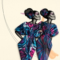 Sabine_Pieper_Vlisco_campaign_Fashion_Illustration