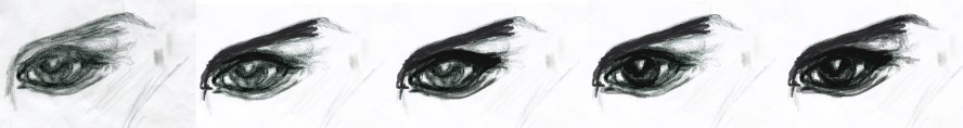 Sketch_Eye_Photoshop_Progression_Kooky_Miss_Match_Blog